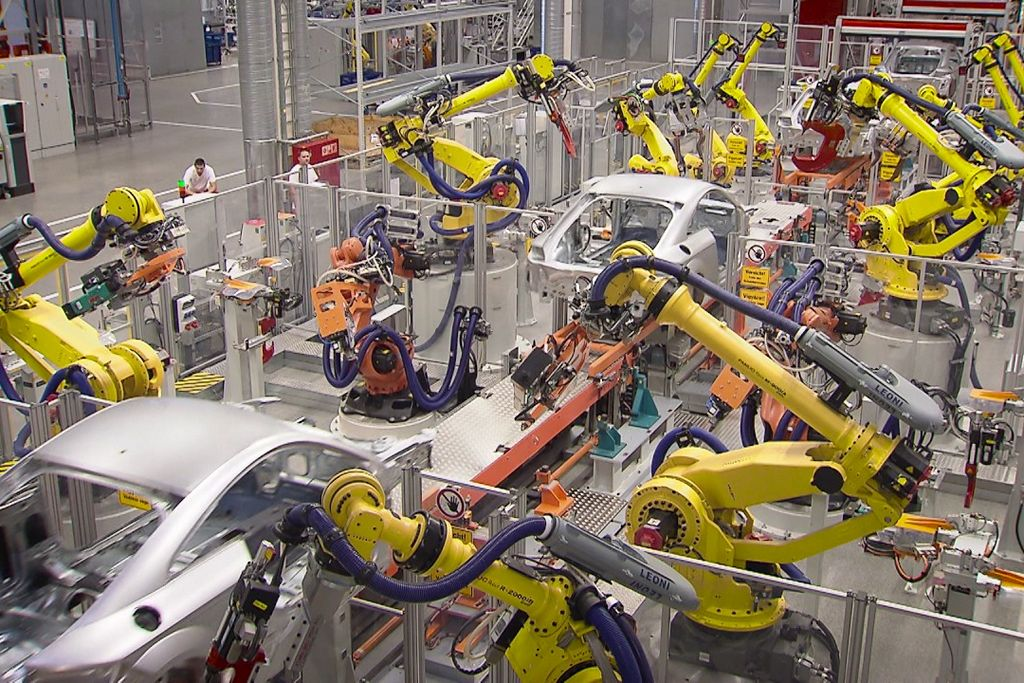 Design Automation - Assembly Line
