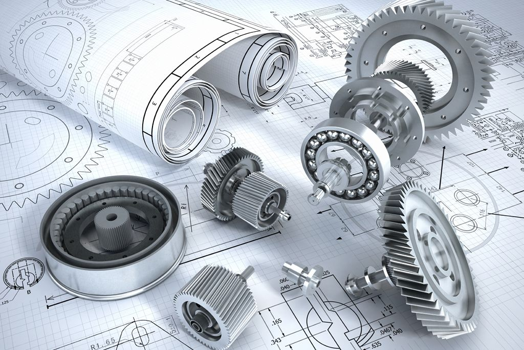 Mechanical Engineering - Drawings, Designs And 3D Models